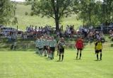 Nástup na zápas Bobot - Motešice