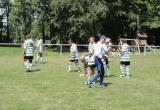 Posledné prípravy pred zápasom