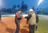 Odovzdávanie cien: 3. miesto Slovan Neporadza