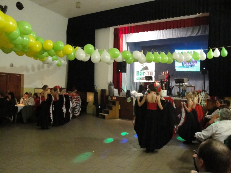 Tanečné štúdio Dancando nastupuje na Cancan
