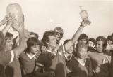 Hráči Tatranu Bobot oslavujú víťazstvo