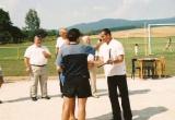 60. výročie založenia TJ Tatran Bobot - 3. August 2003: Oficiálna časť osláv