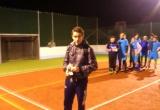 Najlepší hráč turnaja: Šuranský Lukáš (Dynamom Motešice)