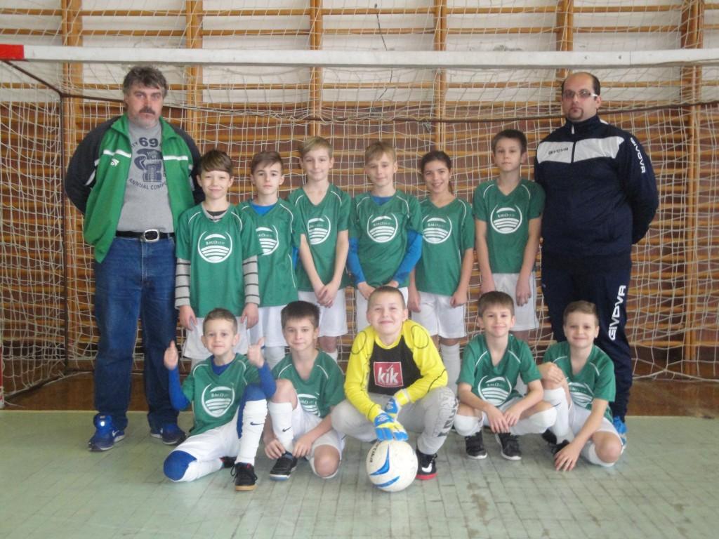 Prípravka Futbalovej akadémie Tatran
