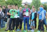 Starší žiaci TJ Tatran Bobot s oceneniami